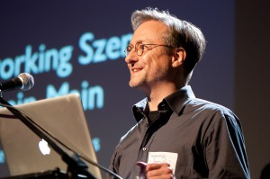 Jean-Paul Booms über die Coworking-Bewegung im Jahr 2012.